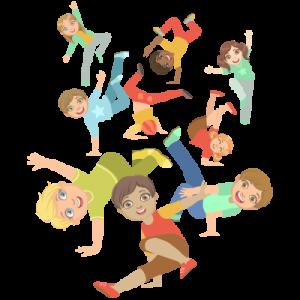 Tečaj plesa za djecu